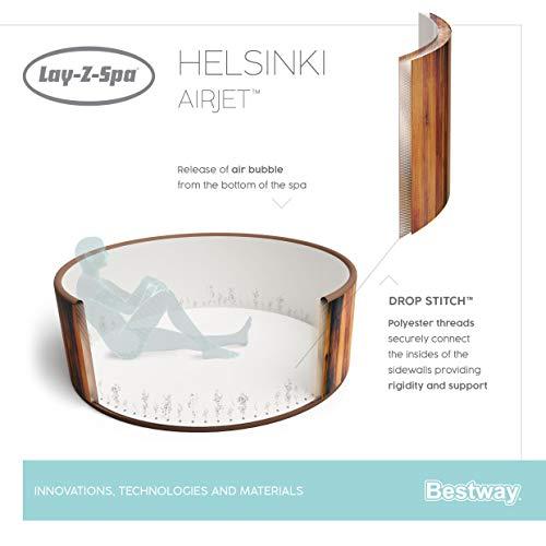 Bestway Lay-Z-Spa Helsinki AirJet - 38