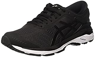 ASICS Men's Gel-Kayano 24 Running Shoes, Black (Black/Phantom/White 9016), 9.5 UK 44.5 EU (B071HQPTHC) | Amazon price tracker / tracking, Amazon price history charts, Amazon price watches, Amazon price drop alerts