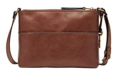 Fossil Fiona Crossbody M Brown