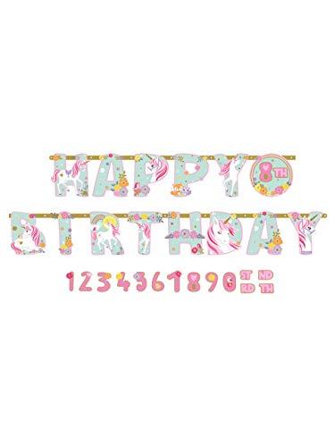 Amscan International Happy Birthday-slinger