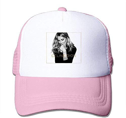 asegybbb Swag Celine Dion - Encore Un Soir - 2016 Adult Nylon Adjustable Mesh Hat Baseball Cap Pink One Size Fits Most