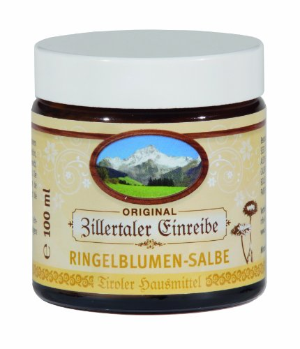 Zillertaler Einreibe Ringelblumen-Salbe, 1er Pack (1 x 100 ml)
