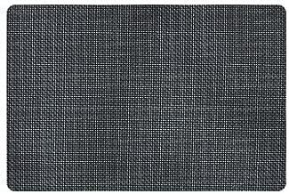 サランネット スクリーンメッシュ メッシュ数(25.4mm):60|カラー:黒色 長さ(m):1