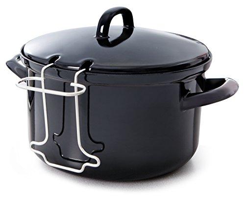 bk cookware B1208.424 - Olla freidora (24 cm)