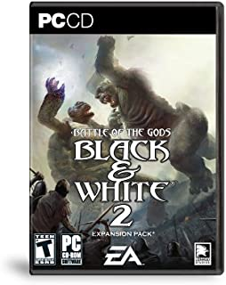 Best black and white game god Reviews