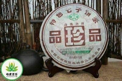 sswtail 2021 autumn and winter new Max 66% OFF Puwen puer tea factory shu black er PIN ZHEN 2006 pu Tre