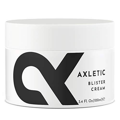 AXLETIC Blister Cream - Anti Blaren Voetcreme | Tegen Schuurwonden en Blaren onder Voet - Nooit meer Blaarpleister, Veganistische Blaarbescherming, Alternatief voor Pleisterspray, Hielpleister - 100ml