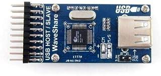 5個SL811 USBモジュールSL811HST-AXC SL811HSホスト/スレーブSL811 USBコンバーター通信モジュール開発ボードキット
