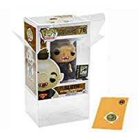 """ATV Store Premium Funko Pop Protectors Vinyl Display Box Cases 4"""" (PACK OF 10) 0.50MM EXTRA THICKNESS (FIGURE NOT INCLUDED)"""