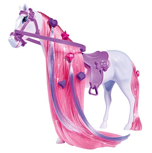 Simba 104663450 Steffi Love Princess Horse - Figura de Caballo