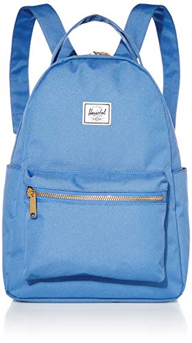 Herschel supply Nova Petit sac à dos unisexe, Riverside (Bleu) - 10502-03025-OS