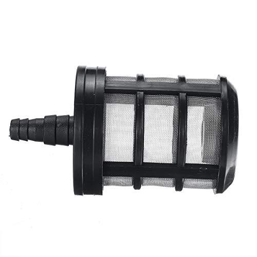 ILS - Pumpenfilter Adapter Anschluss für Hochdruckreiniger 10 Stück für Universalschlauch 6-12mm