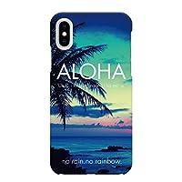 iPhoneXR ハード ケース カバー ハワイアンモデル A ブレインズ ハワイアン ハワイ HAWAII 海