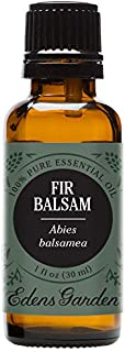 Edens Garden Fir Balsam Essential Oil, 100% Pure Therapeutic Grade (Highest Quality Aromatherapy Oils- Congestion & Pain), 30 ml