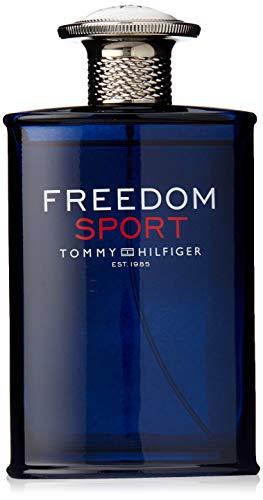 Tommy Hilfiger Freedom Sport Eau de Toilette Spray for Men, 3.4 Ounce