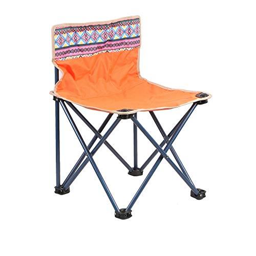 WPCBAA Outdoor camping opvouwbare stoel draagbare opklapbare kruk visstoel kunst schetsen stoel student outdoor kleine stoel kruk Mazar