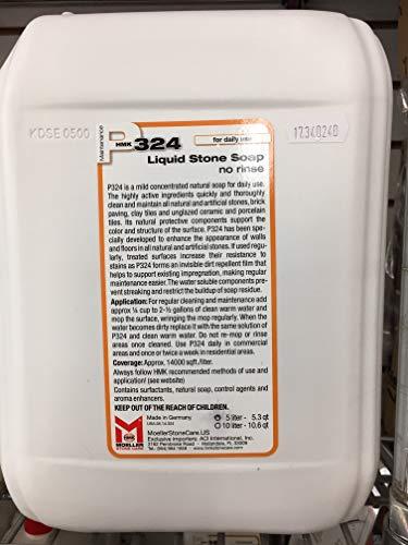 HMK Stone Care HMK P324 Liquid Stone Soap-5 ltr.