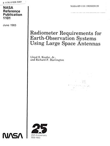 Radiometer requirements for Earth-observation systems using large space antennas (English Edition)