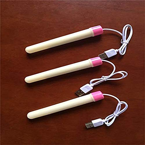Mini USB Charging, Heating rods, 10 Seconds Rapid Heating