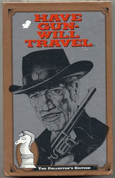 Have Gun Will Travel: Winchester Quarantine, No Visitors, Coming of the Tiger, Yuma Treasure