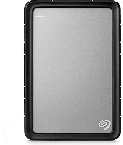 Seagate Bumber, tragbare externe SSD, 2.5 Zoll, USB-C, USB 3.0, PC und Mac, Modellnr.: STDR400