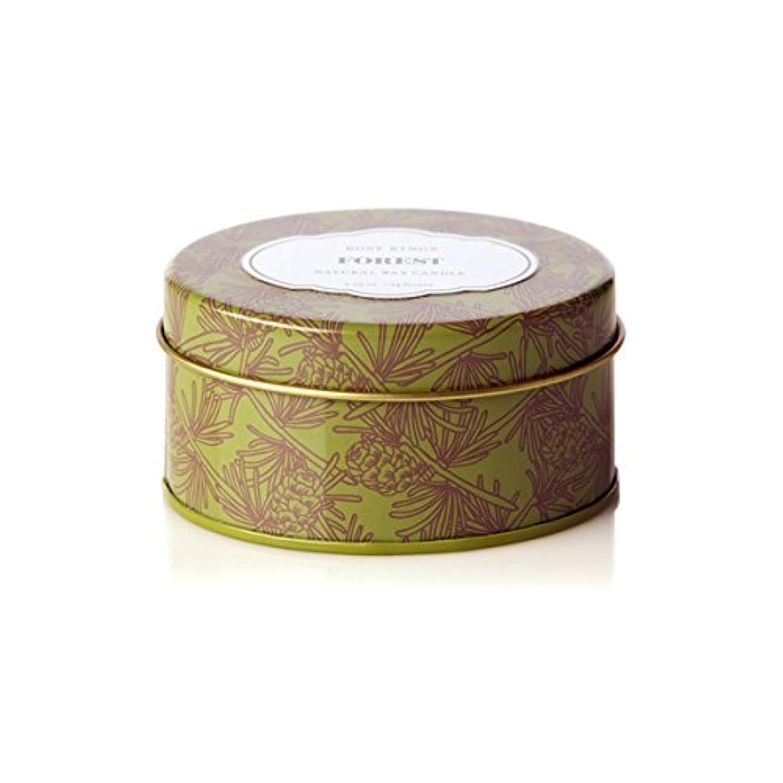 周術期吸うチョコレートロージーリングス トラベルティンキャンドル フォレスト ROSY RINGS Forest Travel Tin