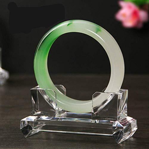 HYY-YY Organizer Rack Opknoping Sieraden Organizer Box Acryl plexiglas Transparante Armband display standaard sieraden Holder