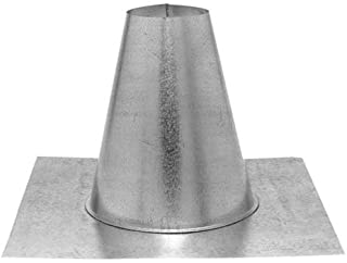 DuraVent 35CVS-E45 3PVP-FF, Stainless Steel