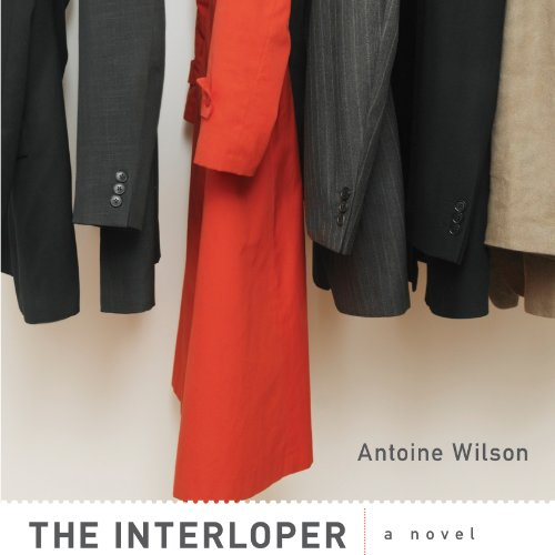 The Interloper audiobook cover art
