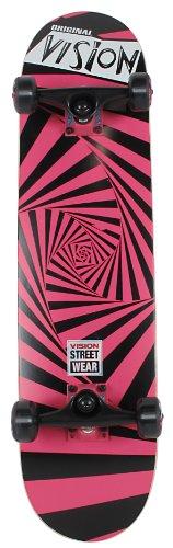 Vision Legend Gator Skateboard rosa rosa 80 x 20.75 cm