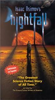Nightfall (Spanish Sub-Titles) [VHS]