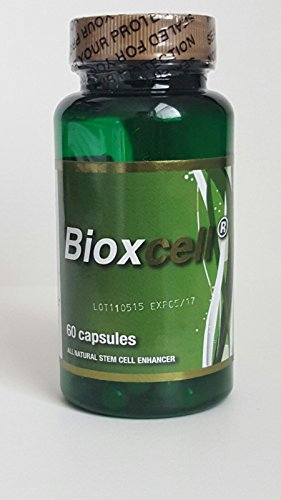 Bioxcell Celulas Madre 60 Caps 500mg Stem Enhancer Cell Aphanizomenon