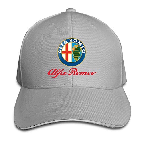 Berliner Weisse Logo Mens Womens Mesh Trucker Cap Adjustable Snapback Sun Hat
