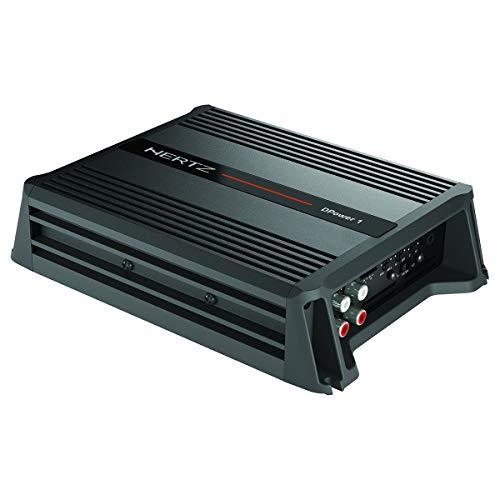 Hertz DPower 1 1-kanaals digitale versterker