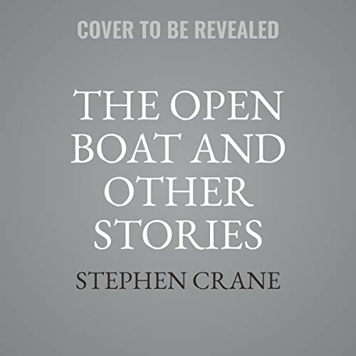 Couverture de The Open Boat and Other Stories