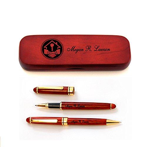 Personalized Pen Sets for Realtors
