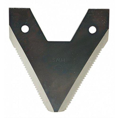 Sección troquelada hoja para cortacésped adaptable a 580024664de ama