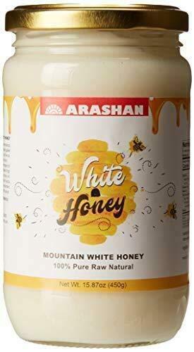 Arashan White Honey
