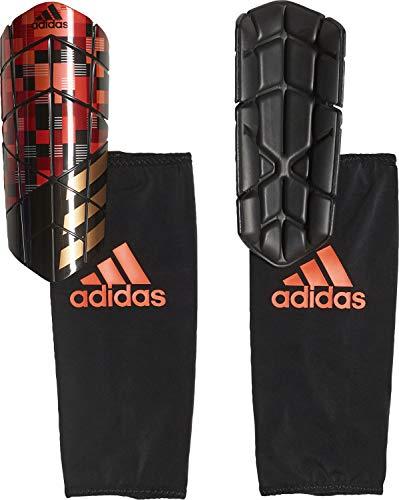 adidas X Graphic Schienbeinschoner, Silver met./Black/Copper Gold, XL