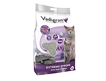 VADIGRAN Bentonite Extreme Strong Litière pour Chat