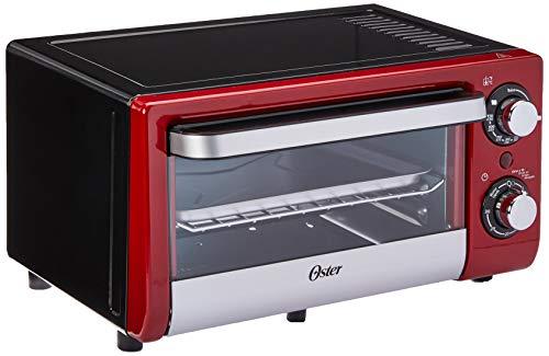 Forno Elétrico Compact 10L, Vermelho, 110v, Oster
