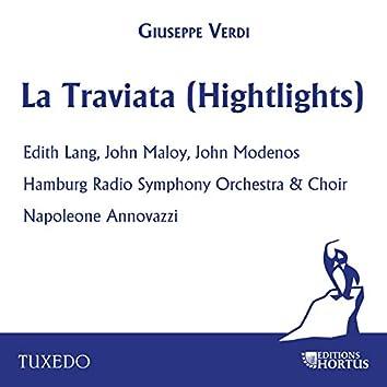 Verdi: La Traviata (Highlights)