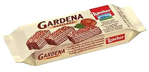 Wafer al Cioccolato Gardena Hazelnut 38 gr. - Loacker