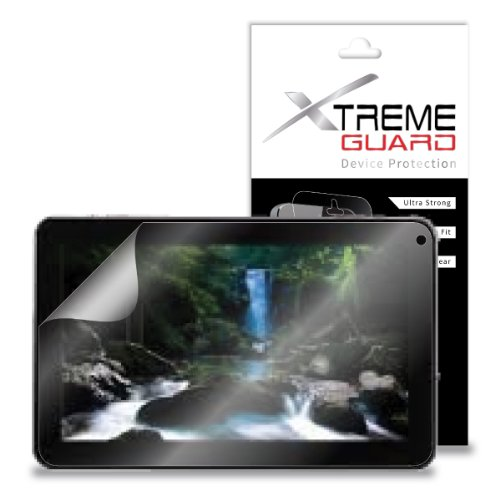 XtremeGuard™ Screen Protector for Linsay Cosmos 10.1' Tablet F-10HD (Ultra Clear)