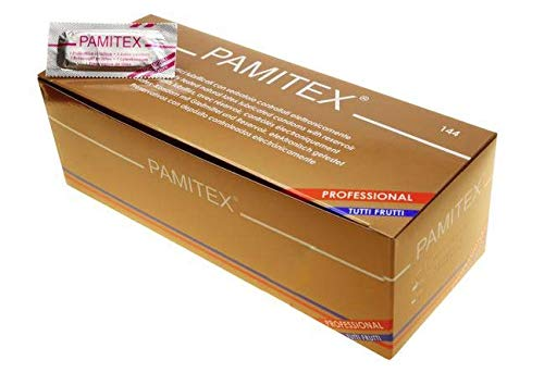 144 professionele condoom goud alle PAMITEX - anonimo anonimo