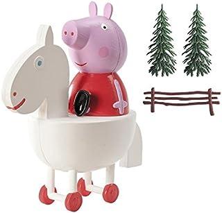 Dekora - Decoracion para Tartas con la Figura de Peppa Pig
