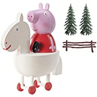 Dekora - Decoracion para Tartas con la Figura de Peppa Pig de PVC