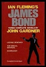 Ian Flemings James Bond: 3 Complete Novels: License Renewed; For Special Services; Icebreaker (Complete & Unabridged) by JOHN GARDNER (1987-09-16)
