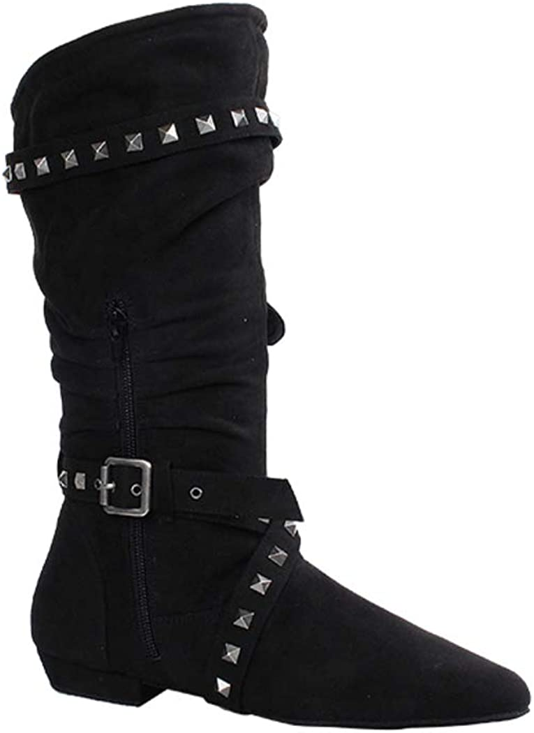 Very Fine Shoes Lana Swing and Shag Dance Boot Black