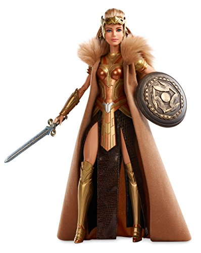 Barbie - Wonder Woman Queen Hipolita (Mattel DWD83)
